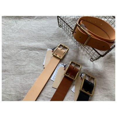 画像1: TIDEWAY NUME BELT 21mm 【男女共用】
