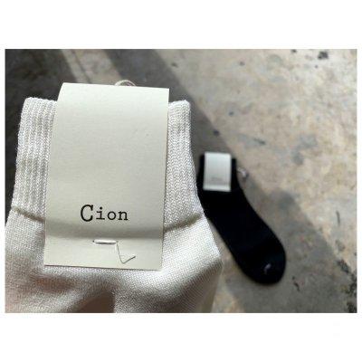 画像3: 【再入荷】 Cion(French Bull)   シルクコットンソックス  【3足までクリックポスト可】