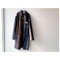 *sale30%off* HOLD FAST(ホールドファスト)   WAREHOUSE COAT(stripe)【ユニセックス】